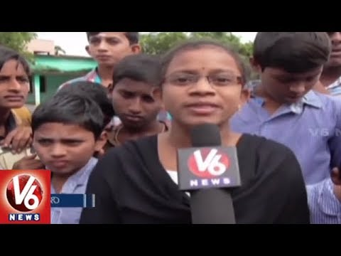 Special Story On Aswaraopeta Zilla Parishad High School | Badradri Kothagudem | V6 News