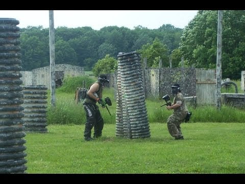 [HD] Mr. POV Paintball – He WOULD'NT Surrender! – Bandit Paintball Fields