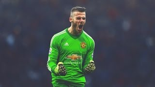 David De Gea●Great Best Saves●Manchester United●ᴴᴰ