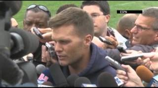 Tom Brady on Hernandez: