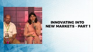 Innovating into New Markets - Part 1