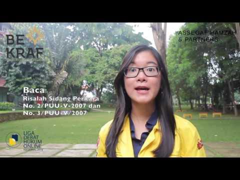Pidana Mati - FH Universitas Indonesia