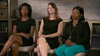 Female Trump voters defend president