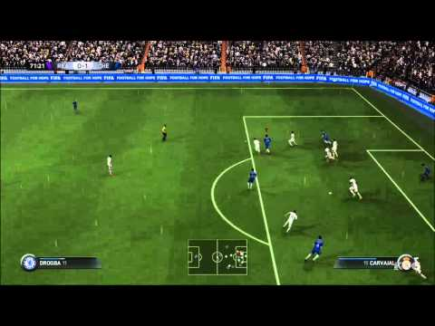 FIFA 15 - Real Madrid vs Chelsea Gameplay [HD]