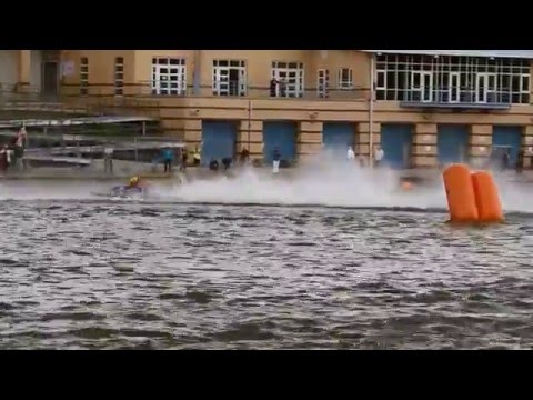 Powerboat Racing - Nottingham - OSY400s World Championship  2015