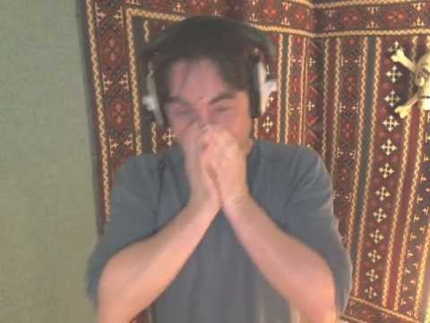 Nathaniel Parker - Hilarious video game recording session at omuk.com