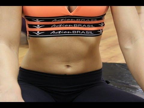 exercícios em casa  - melhores para perder barriga