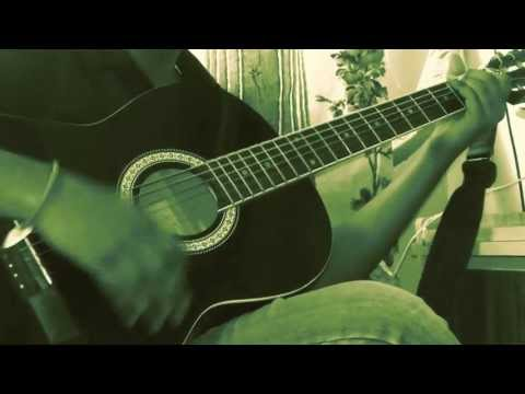 Emptiness Phir Suna Guitar Cover By A.y - The Band video