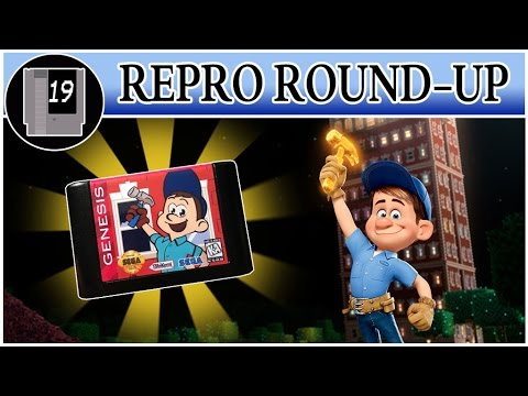 Fix It Felix Jr. (Sega Genesis) Review - Repro Roundup