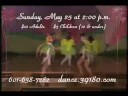 TV ad for Debra Franco's 2008 Recital