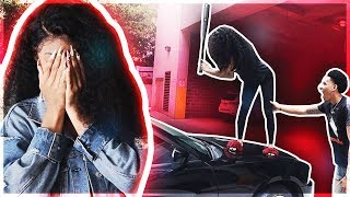 I DON'T WANT YOU ANYMORE PRANK ON GIRLFRIEND **SHE CRIES ON MY BIRTHDAY**