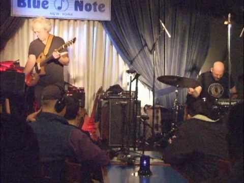 David Torn + Dave King @ The Blue Note 04.23.11