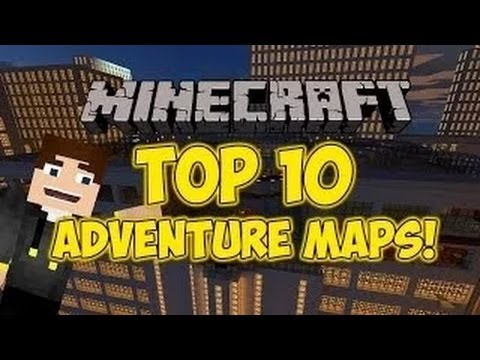 Top 10 Minecraft Adventure Maps for Minecraft 1.7.9