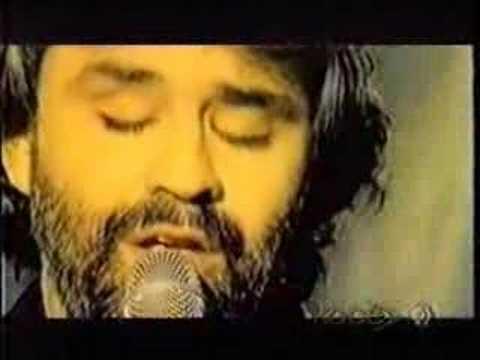 Andrea Bocelli - Il Mistero Dellamore
