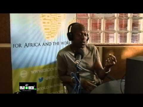 BB GODFATHER JONES INTERVIEW@IGROOVE RADIO LAGOS NIGERIA