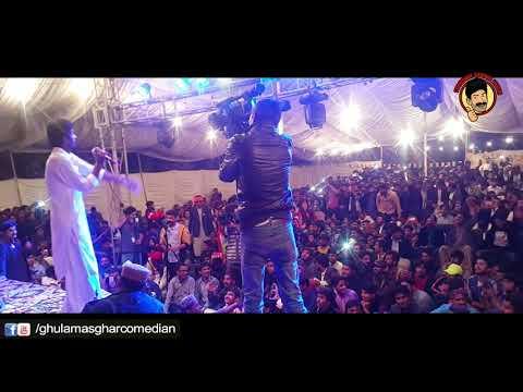 Mere Rakhse Pe Charh - LIVE | Funny Asghar Khoso