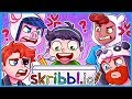 NOGLA is the *WORST* Pictionary Player EVER... (Skribbl.io Funny Moments)
