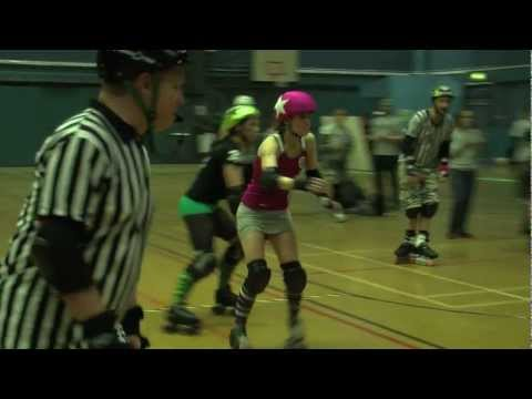 Wiltshire Roller Derby!