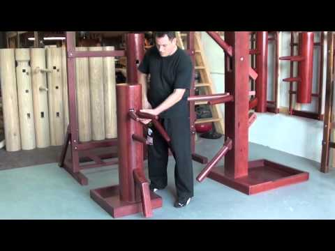 Childrens Wing Chun Wooden Dummy