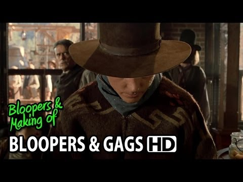 Back To The Future Part III (1990) Bloopers, Gag Reel & Outtakes
