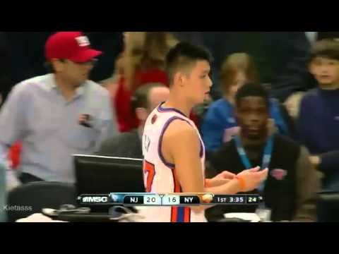 Linsanity First Game