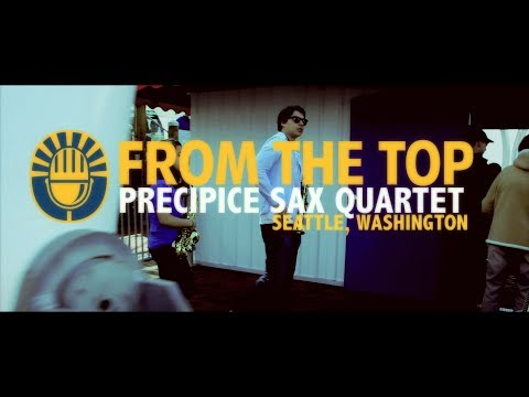 Precipice Sax Quartet Takes Seattle