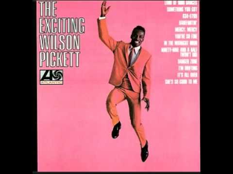 Wilson Pickett - Mercy Mercy