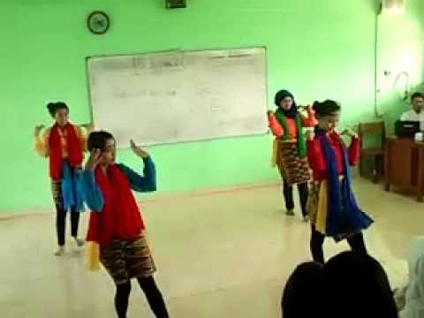 Praktek Tari Tradisional - Sirih Kuning video