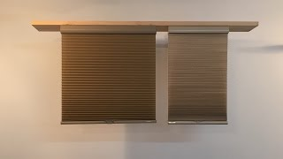 kirsch Vs Graber Honeycomb Shades