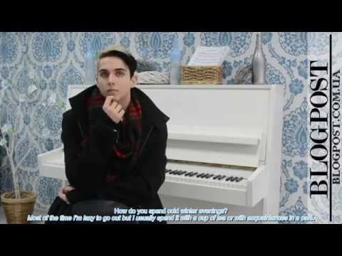 MELOVIN ANSWERS TO THE 100 QUESTIONS (english subtitles)