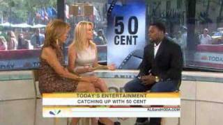 50 Cent Explains Weight Loss