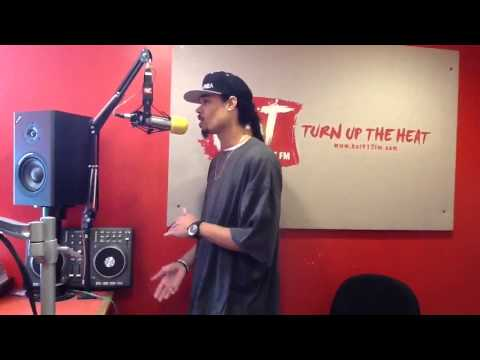 HOT 91.7 FM - Randy C Interview