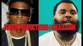 "Kevin Gates WARNED by Lil boosie sh00ter Shows His Face On Live. ""I'm Certified Play Wit Me"""