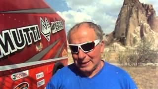 Transanatolia 2014: Marino Mutti secondo alla 1. speciale per le auto