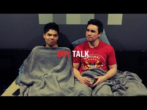 D-TRIX has breasts (BOY TALK)