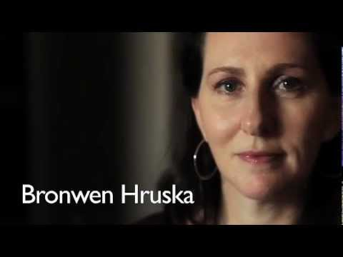 Meet Bronwen Hruska