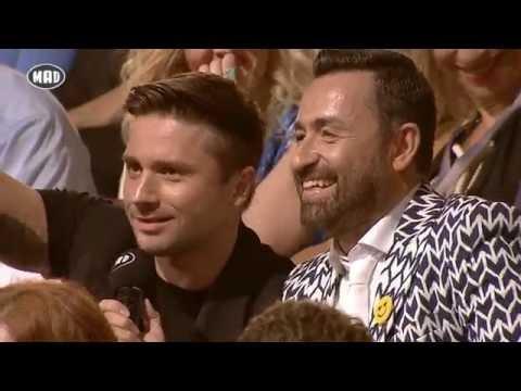 Στην κερκίδα των VIPS! (Μad Video Music Awards 2016 by Coca-Cola & Viva Wallet