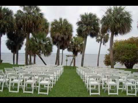 River Palm Cottages - Jensen Beach FL. Ceremony & Reception