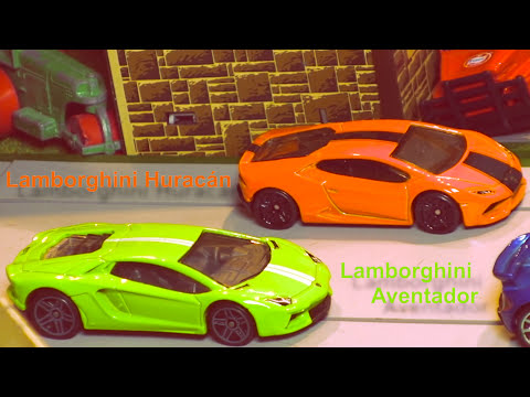 STREET RACE  Hot Wheels  Supercar Collection Diecast Toy Cars, Toy car Racing,
