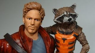 Opening: Rocket Raccoon AND Star-Lord (Marvel Legends Infinite Series, Guardians of the Galaxy)