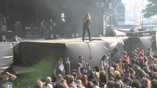 Watch Sebastian Bach 18 & Life video