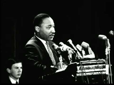 Dr. Martin Luther King Jr. at Stanford -