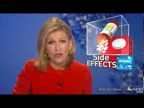 FDA To Remove Many Side Effects Listed In Drug Ads