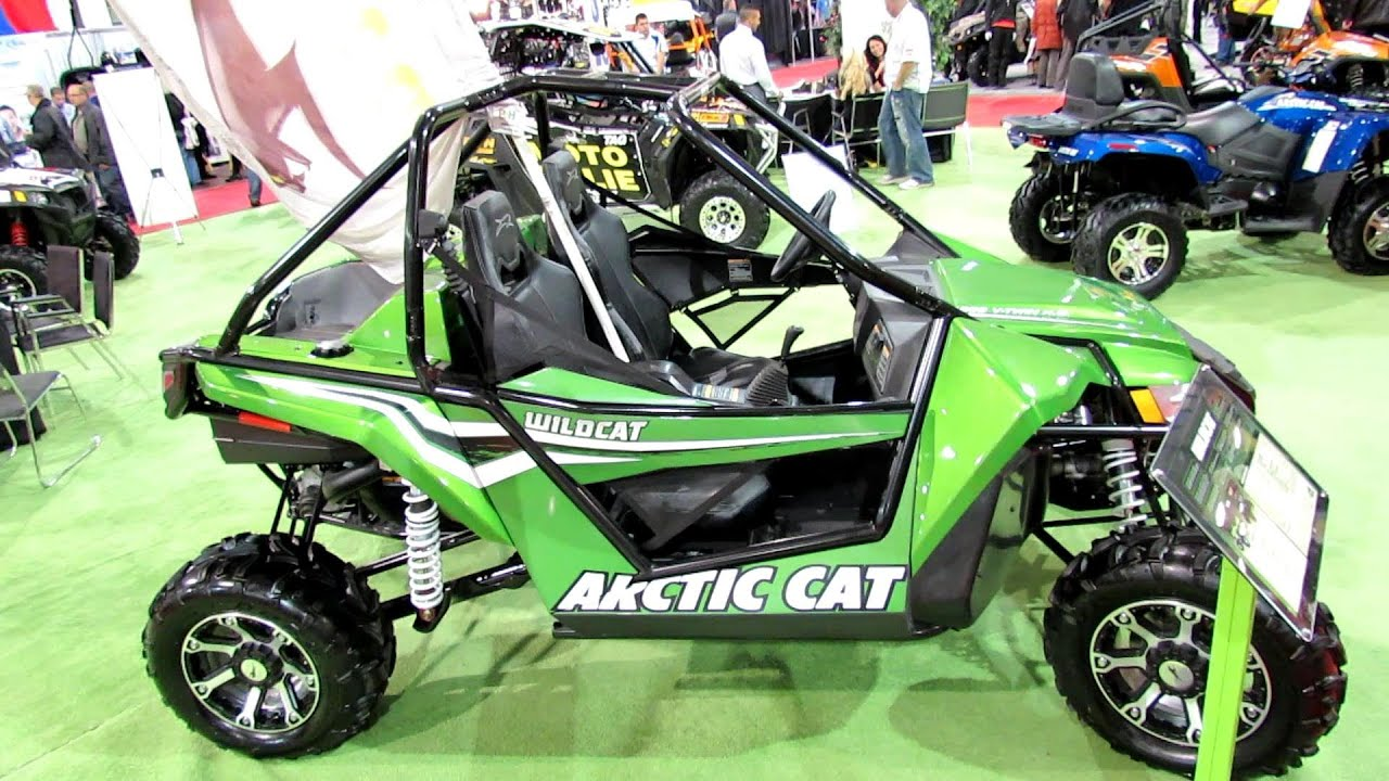 Arctic Cat Side By Side For Sale