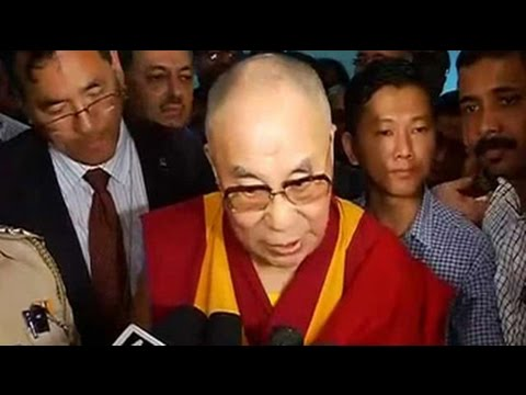 'Tibet's problem is India's problem,' says Dalai Lama