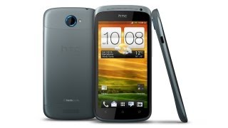 HTC One S - prosted