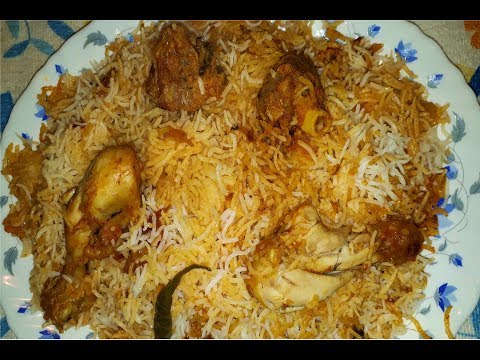 Hyderabadi Chicken Mutton Biryani l Hyderabadi Biryani l Milad Un Nabi Special l Mrs.Norien