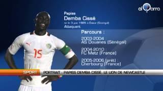 Portrait: Papiss Demba Cissé, Le Lion De Newcastle