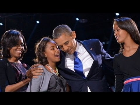 Sasha and Malia Obama: Growing Up in the White House