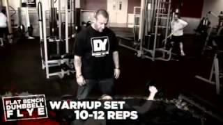 Dorian Yates: Blood & Guts Trainer - Chest & Biceps - Episode 1 / 5